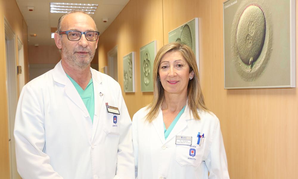 Entrevista a Miren Mandiola y Koldo Carbonero